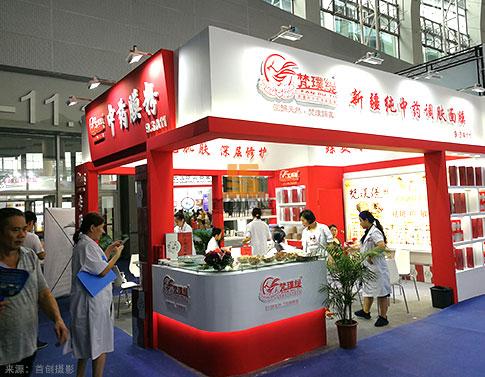 guang州展lan设计an例:梵璞缇 展lan设计搭建
